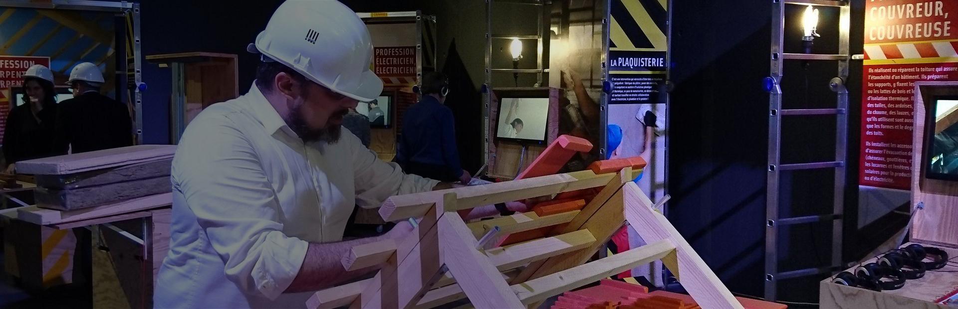 Devenir peintre en b timent acm permis de construire for Peintre en batiment